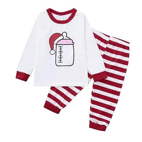 Ropa Bebe,Abrigo Niña,Navidad Mamá Y Papá Y Yo Niños Niños Niñas Leche