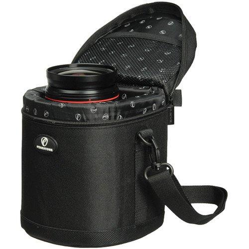 Pearstone Onyx 100 Lens Case (Black)(3 Pack)