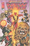 New Force #1 (Extreme Destroyer Part 8) January 1996