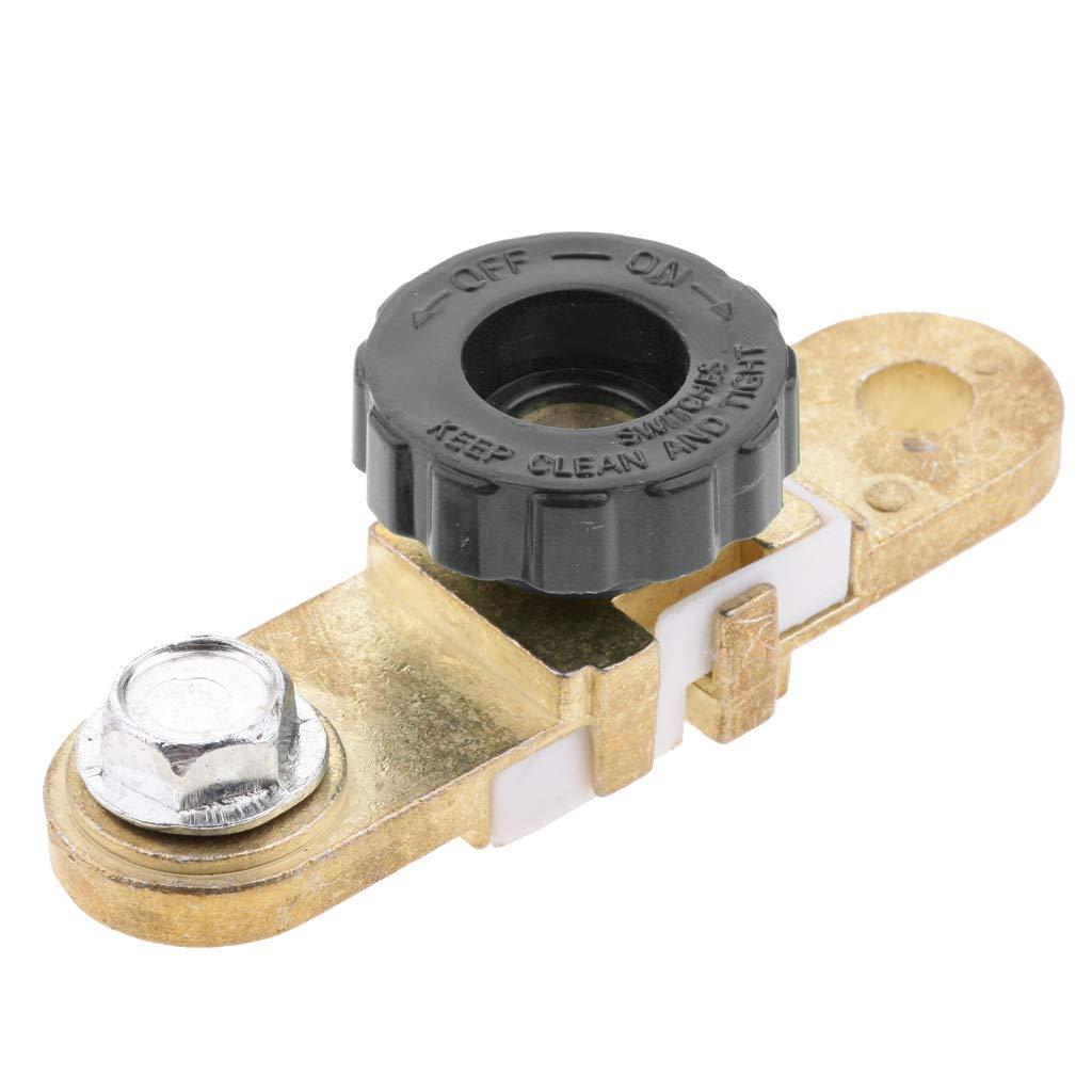 Sharplace Quick Cut Off Disconnect Staccabatteria Batteria Per Auto Lega Placcatura Rame e plastica