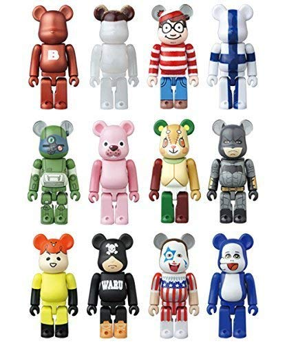 Medicom Toy BE@RBRICK BEARBRICK Kikaider 100/% /& 400/% set F//S Limited product