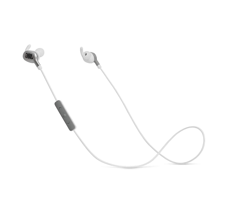 JBL Everest 110 In-Ear Wireless Bluetooth Headphones (Silver)