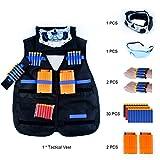 Maykid Tactical Vest Kit for Nerf Guns N-Strike Elite Series