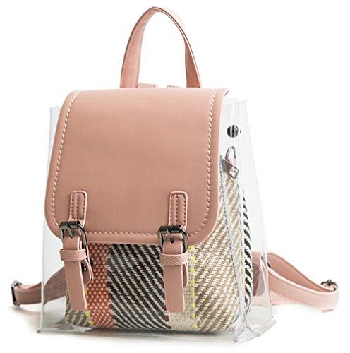 femmes souple en cuir Sac mode décontracté de sac à PU 26cm dos multifonctionnel 11 23 de main à sac Rxfx5nqB