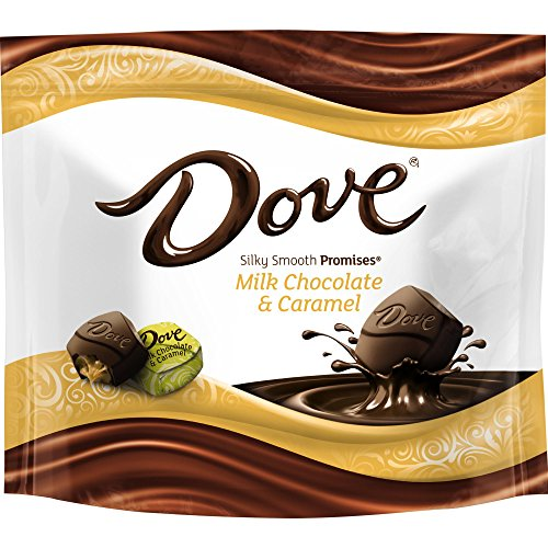 Dove Promises Caramel and Milk Chocolate Candy Bag, 7.61 ()