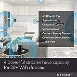 NETGEAR WiFi Mesh Range Extender Coverage up to