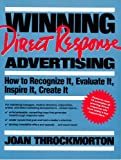 Winning Direct Response Advertising, Joan Throckmorton, 0139606343