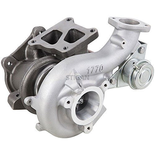 (New Stigan Turbo Turbocharger For Mitsubishi Lancer Evolution X Evo 10 4B11 2008 2009 2010 2011 2012 2013 2014 2015 - Stigan 847-1450 New)
