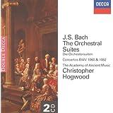 Bach, J.S.: Orchestral Suites 1-4/2 Concerti (2 CDs)