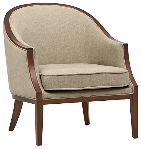 Stone & Beam Ashbury Modern Exposed Wood Accent Chair, 29