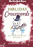 The New York Times Holiday Crosswords, New York Times Staff, 1250015391