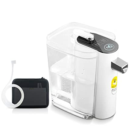 OLI Mini Dispensador de Agua, Hervidor Eléctrico, Mini 3 Segundos Dispensador Portátil de Agua