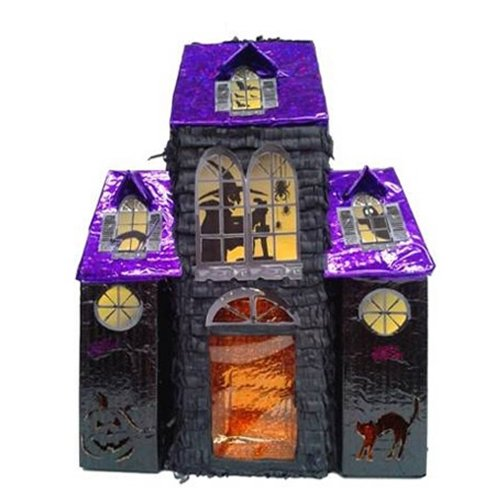 Halloween Haunted House Pinata, 20