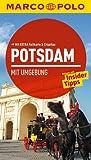 MARCO POLO Reiseführer Potsdam mit Umgebung: Reisen mit Insider Tipps. Mit Extra Faltkarte & Reiseatlas.