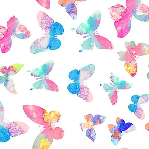 Las ni/ñas y la Oficina. Joyfeel Buy Etiquetas engomadas de la Mariposa Calendario y recordatorios del Diario Etiquetas Adhesivas de incentivo para los ni/ños de la Escuela