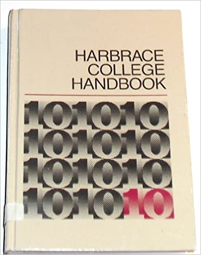 Harbrace college handbook 10th edition john c hodges mary e harbrace college handbook 10th edition 10th edition fandeluxe Images