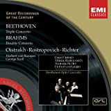 Beethoven: Triple Concerto/Brahms: Double Concerto
