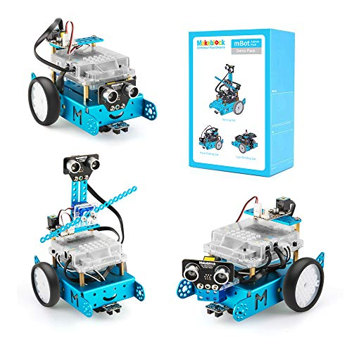 Makeblock Servo cat Robot add-on Pack Designed for mBot, 3-in-1 Robot Add-on Pack, 3+ Shapes