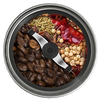 Ninja 12-Tablespoon Coffee & Spice Grinder Attachment Measures 4.3'' L x 4.1'' W x 4.1'' H