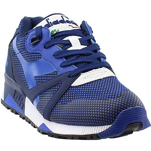 Diadora Unisex N9000 Arrowhead Saltire Navy Athletic Shoe