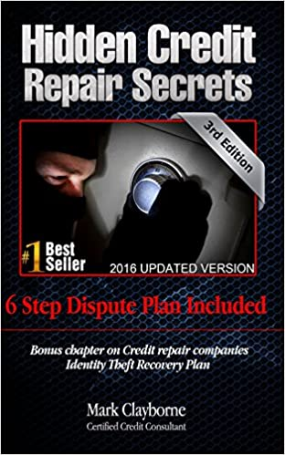 Amazon hidden credit repair secrets step by step 6 letter amazon hidden credit repair secrets step by step 6 letter dispute plan included credit repair strategies they dont want you to know third edition fandeluxe Image collections