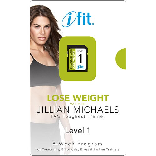 (Ifit Jillian Michaels Weight Loss Program Level)