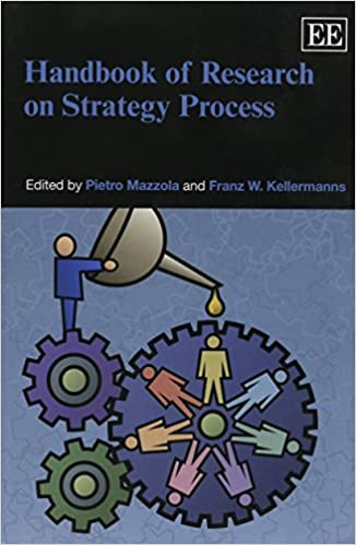 Image result for Handbook of Research on Strategy Process Pietro Mazzola & Franz W. Kellermanns (editors)