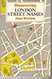 img - for Discovering London Street Names book / textbook / text book