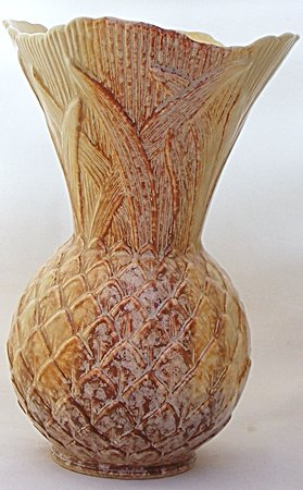 Sylvac Pineapple Vase Ref 730 Amazon Kitchen Home