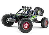 remote control brushless motor - Tecesy RC Truck 4WD Electric Desert Off-Road Racing Car 1/12 Scale High Speed Brushless Remote Control Buggy with 2838 4500kv Brushless Motor