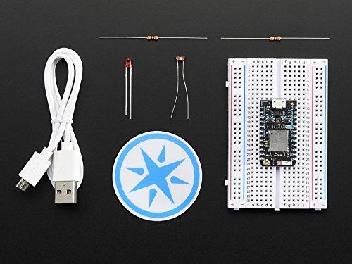 adafruit starter kit - 4