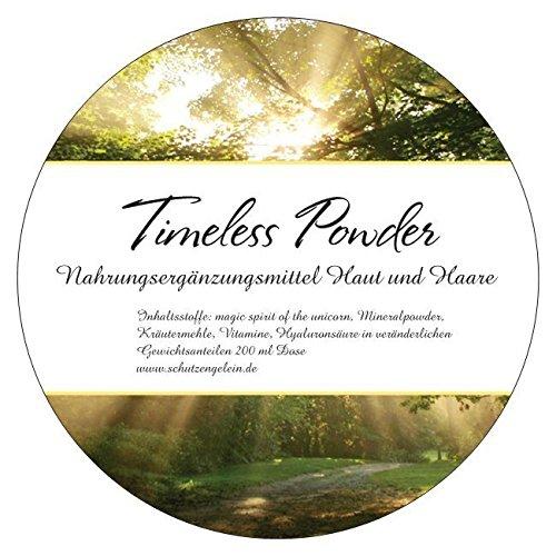 Timeless Powder, Antiagingpulver, Powermischung, Stärkungsmittel Diät Schwangerschaft Wechseljahre, Haut und Haare
