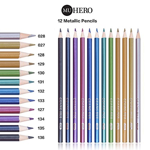 Hero 160 Colored Pencils For Adults Coloring Pencils Sets For