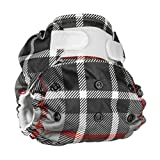 Rumparooz One Size Cloth Diaper Cover Aplix, Dexter