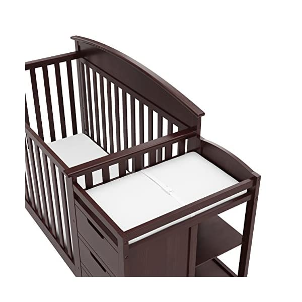 Graco Benton 5-in-1 Convertible Crib 5