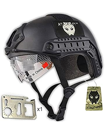 Combat SWAT Tactical Army tipo MH estilo militar casco Fast (L/XL) para