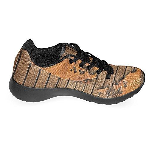 Interestprint Femmes Jogging Running Sneaker Léger Aller Facile À Pied Casual Confort Chaussures De Course Multi 22