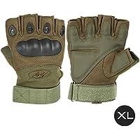 In Hand Protector | Safe Military Grade Half Finger...