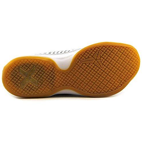 Nike Hombres Kobe X Medio EXT Zapatillas Baloncesto white gum light brown 100