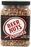 BEER NUTS Original Peanuts (Party), 41-Ounce Jars (Pack of 2)