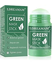 Green tea solid mask,Green Tea Exfoliating Mask,Oil Control Deep Cleansing Mask,remove blackheads,shrink pores and tighten skin