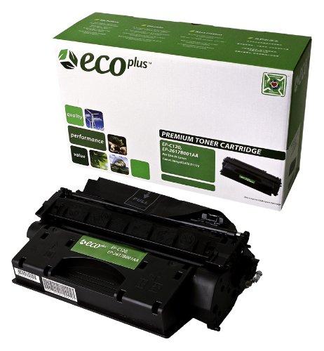 ECOPLUS REMAN TONER Canon C120, Black, 5K - Reman Canon Toner