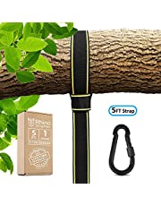 Rhino StrapMate Tree Swing Straps Hanging Kit - 1.5m Strap, Holds 1270kg (SGS Certified), Fast & Easy Way to Hang Any Swing - Outdoor Swing Hangers