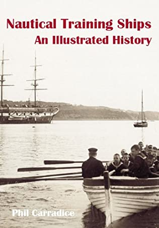 book cover of Nautical Training Ships