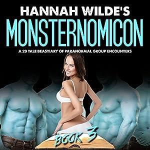 Monsternomicon Audiobook