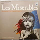 Les Miserables Original London Cast Album [LP]