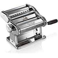 Marcato Atlas Pasta Machine, Made in Italy, Chrome,...
