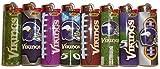 8pc Set BIC Minnesota Vikings NFL Officially Licensed Cigarette Lighters