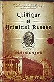 Critique of Criminal Reason: A Mystery (Hanno Stiffeniis Mysteries)