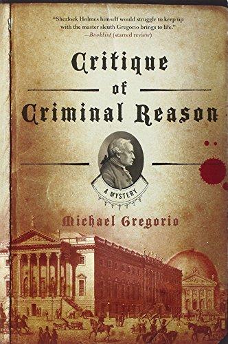Book cover for Critique of Criminal Reason